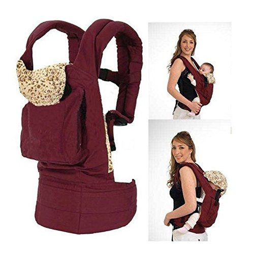 Baby Carrier Sling Adjustable Infant Newborn Kid Wrap Rider Comfort