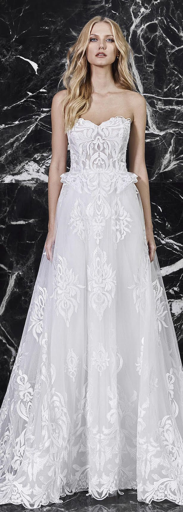 Wedding dresses by victoria kyriakides bridal spring collection
