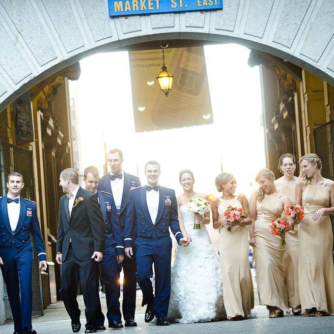 A Traditional Ballroom Wedding In Philadelphia Pennsylvania