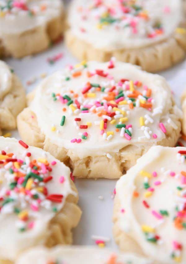 Swig Sugar Cookies (Copycat #sugarcookierecipe