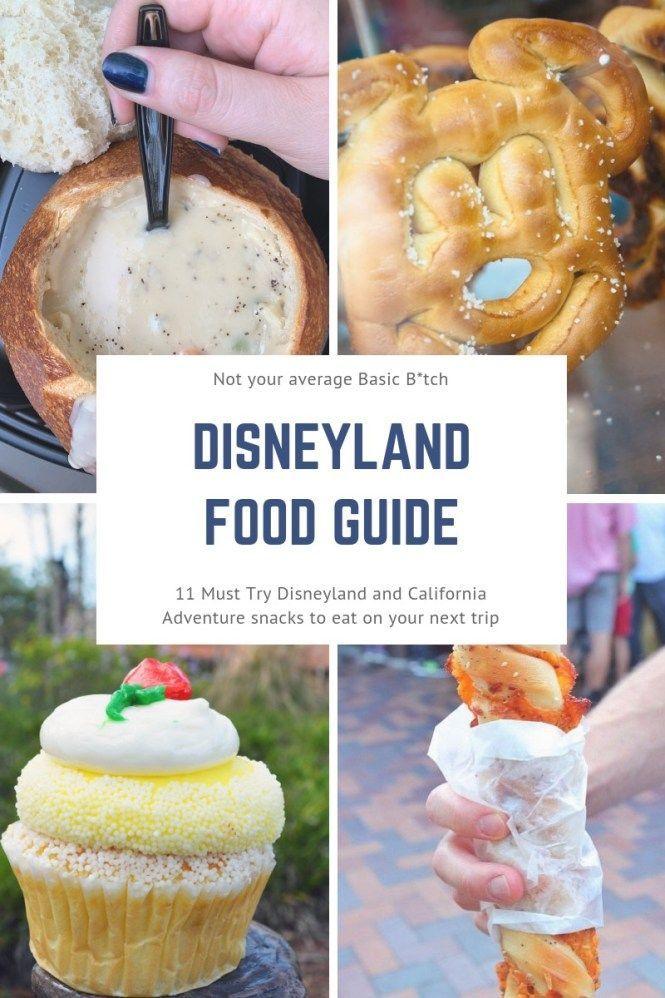 Photo of Nicht Ihr durchschnittlicher Basic B * tch Disneyland Food Guide #disneylandfood Disneyland für …