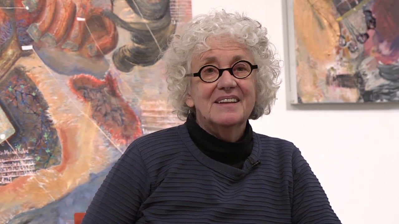 Kossak Painting Fellowsip Presents: Joan Snyder