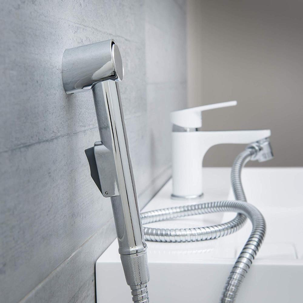 Eisl Dx25 Waschbeckenbrause Handbrause Fur Kuche Bad Waschkuche Oder Werkstatt Ideal Zum Nachrusten Einfache Handhabung In 2020 Handbrause Schlauchhalter Brause