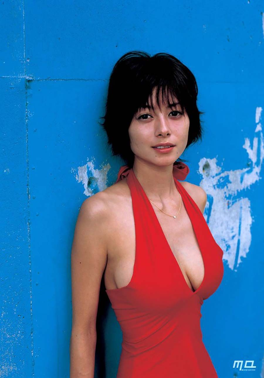 Yoko Maki nude photos 2019
