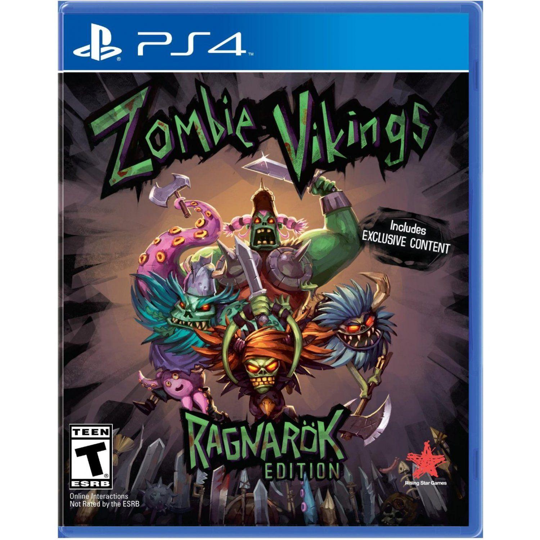Zombie Vikings (Ragnarok Edition) in 2020 Vikings, Ps4