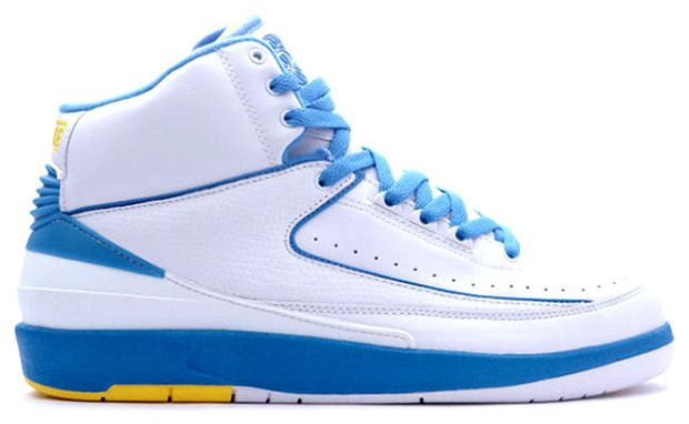 194bb68700c818 Air Jordan II Melo- White