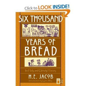 Yeast, water, flour, and heat. How could this simple mixture have been the cause of war & plague, celebration & victory, supernatural vision and more? In this remarkable and all-encompassing volume, H. E. Jacob takes us through six thousand dynamic years of bread's role in politics, religion, technology, and beyond. Who were the first bakers? Why were bakers distrusted during the Middle ages? How did bread cause Napoleon's defeat? Why were people buried with bread? [click photo]