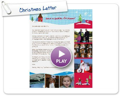 How To Write A Christmas Letter Or A Round Robin  Everything