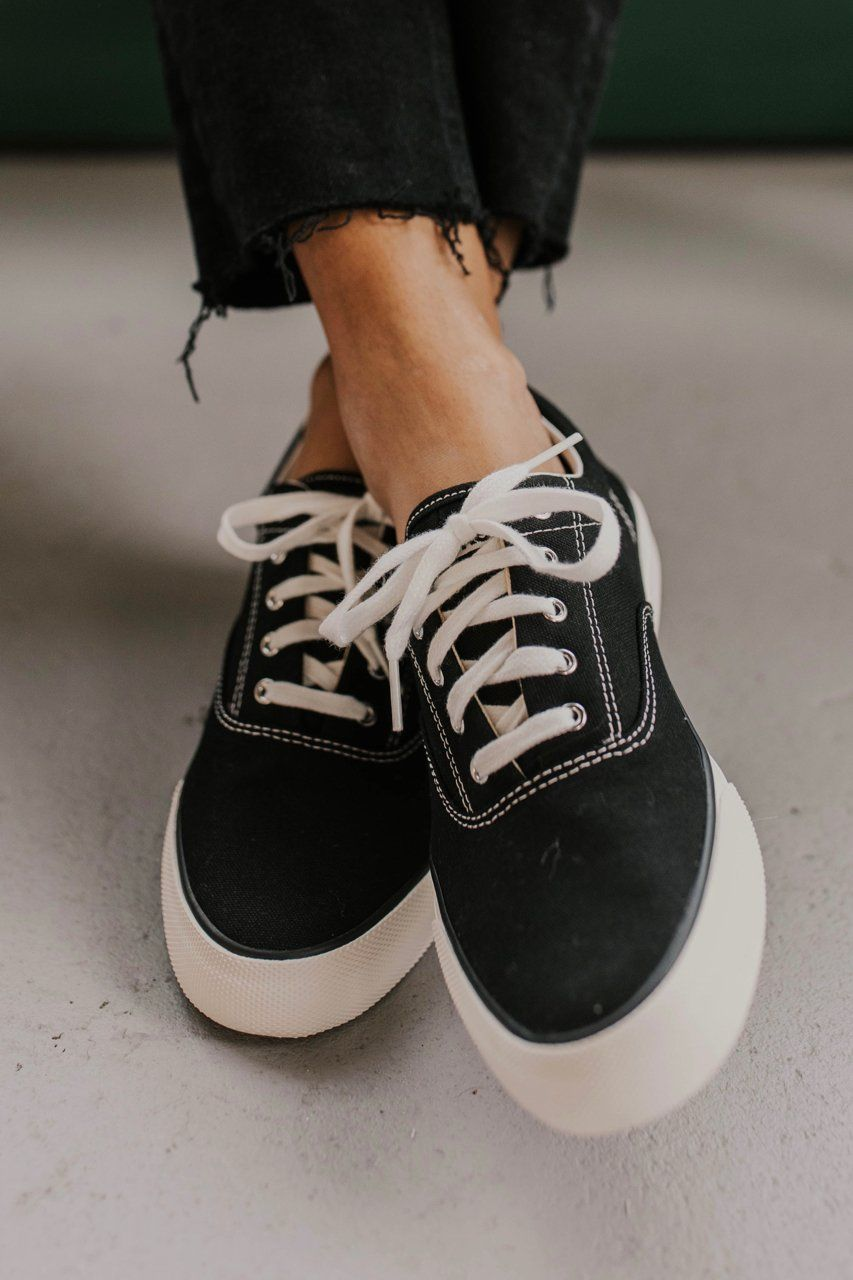 Keds Anchor Sneakers | Black keds