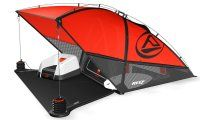 Inflatable Surf Tent Concept