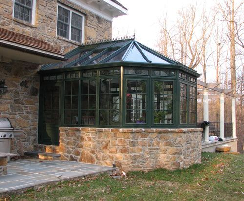 English classic victorian conservatories and classic style for Victorian garden room