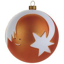Buy Alessi Stella Cometta Christmas Bauble Online at johnlewis.com