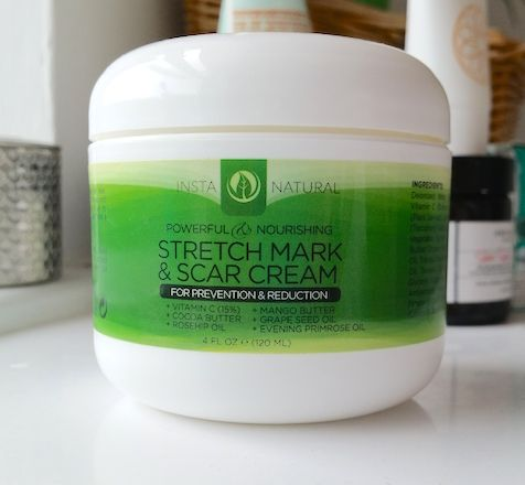Instanatural Stretch Mark Scar Cream Review Scar Cream