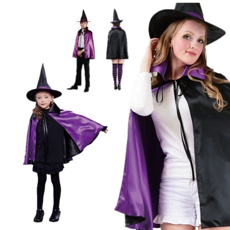 Click to Buy u003cu003c High quality of boys and girls Halloween costume witch  sc 1 st  Pinterest & Click to Buy u003cu003c High quality of boys and girls Halloween costume ...