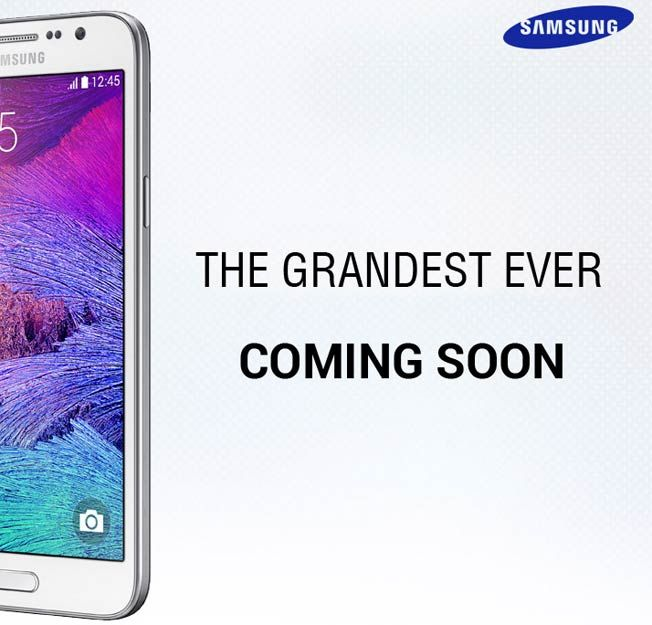 samsung galaxy grand 3 smartphone is going to release soon check