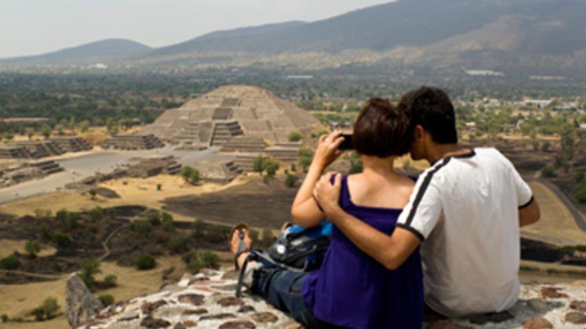 Subió 4.1% turismo extranjero en México