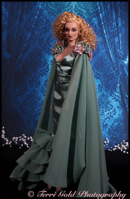 Collecting Fashion Dolls by Terri Gold: Walking the Runway with Kingdom Doll Star and Jami...