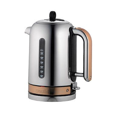 Dualit Classic Copper Kettle - from Lakeland | to buy | Pinterest ...