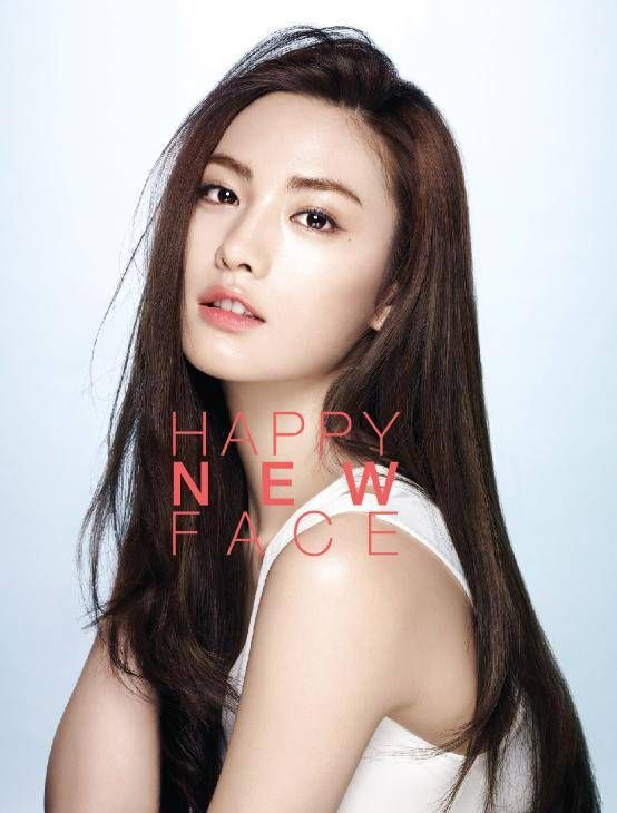 After School S Nana Becomes The New Face Of Dhc Korea Beauty Face Face Cute Beauty