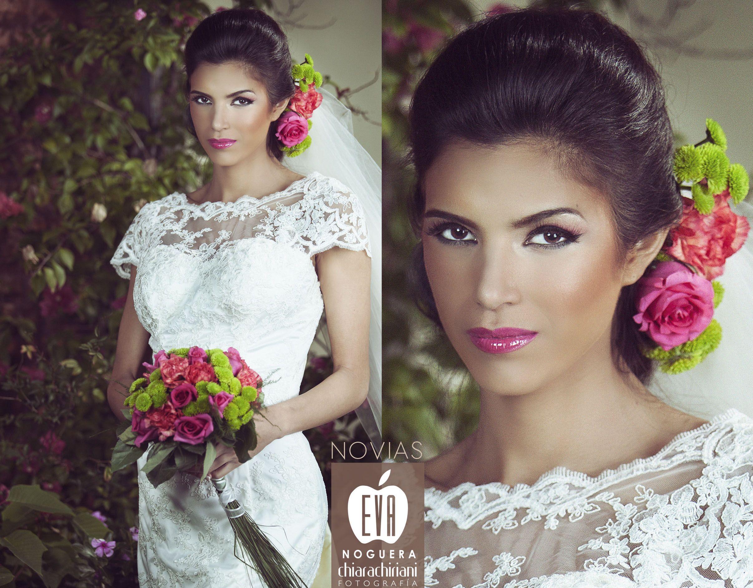Bride Wedding #Style Novia Romantica