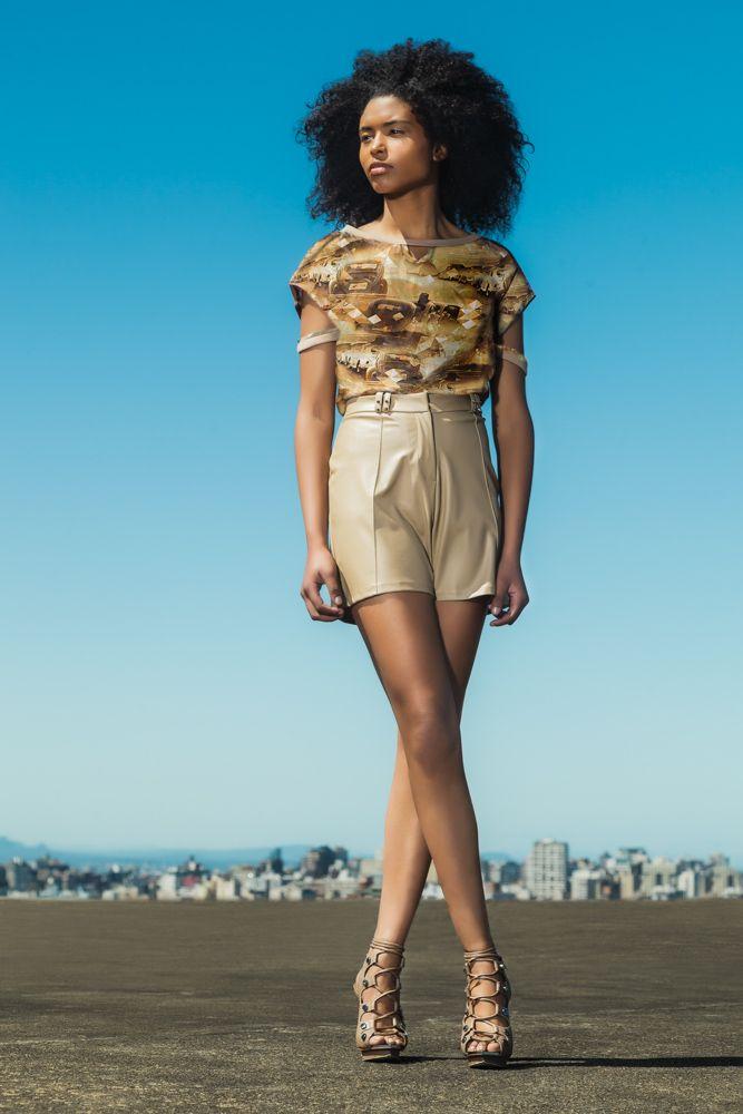 #gverri #gverristore #verão14 #couro #moda #fashion #estampa #fusca