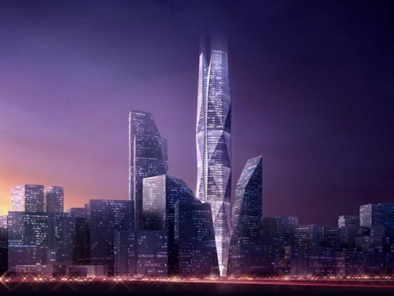 Riyadh Capital Market Authority Headquarters 400m 1312ft 77 Fl U C Skyscrapercity Skyscraper Architecture Riyadh Tower Building