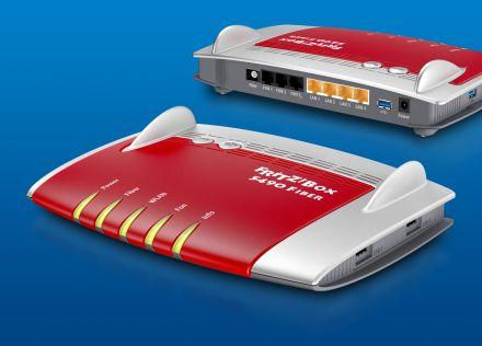 Router Fritz Box Avm Networking Smart Home Pinterest