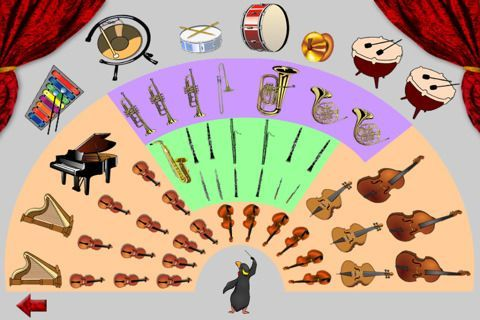 MÚSICA CLÁSICA PARA NIÑOS: Guía de orquesta para los