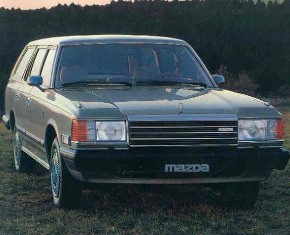 Mazda 929 Wagon Photos News Reviews Specs Car Listings Mazda Station Wagon Wagon