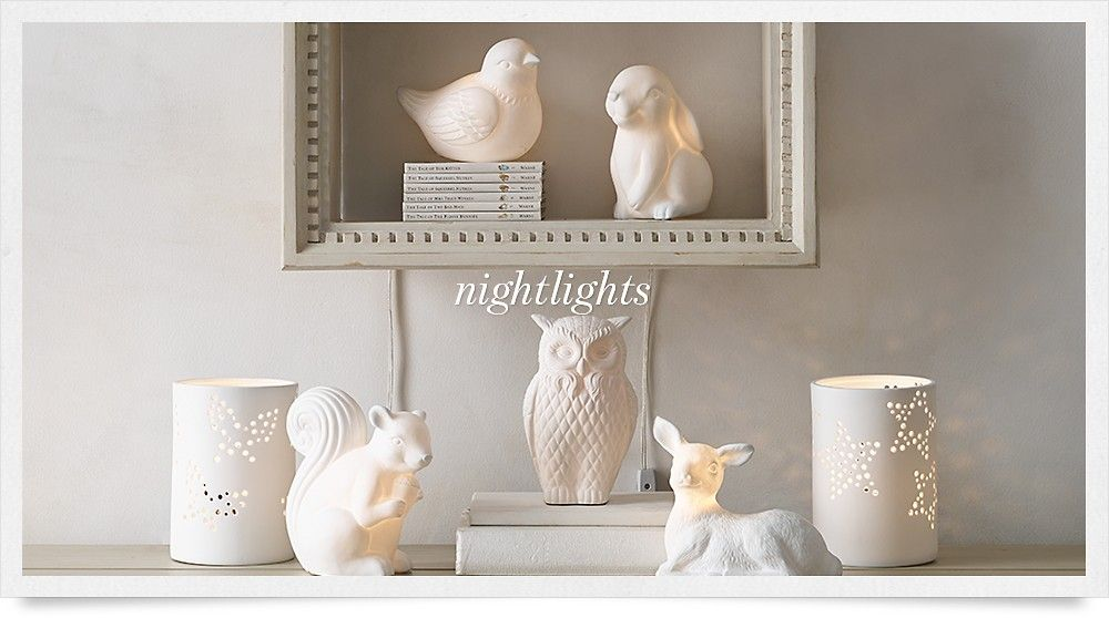 Add A Glow To Baby S Room With Sweet Nightlight