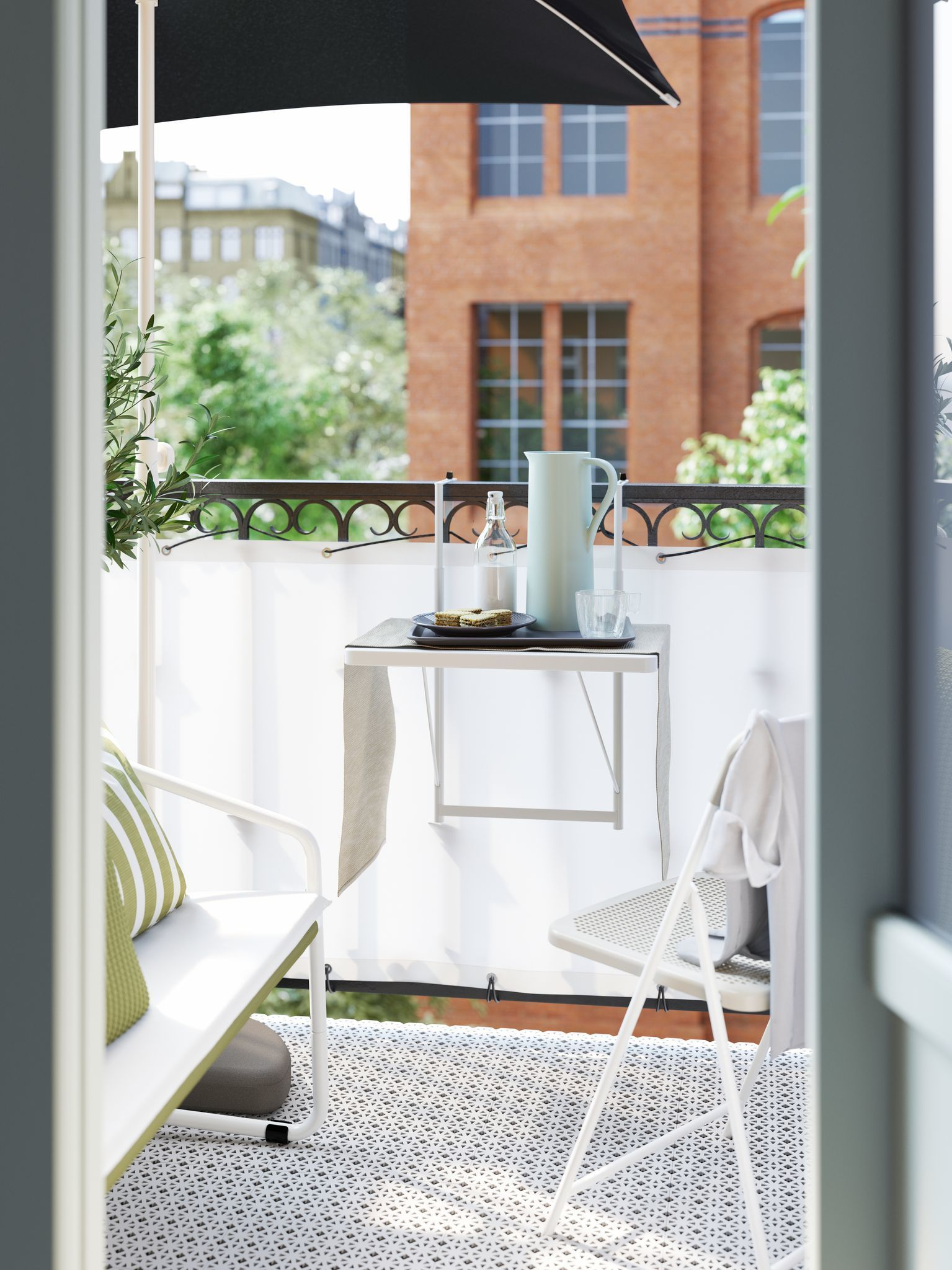22++ Small balcony dining table Trending