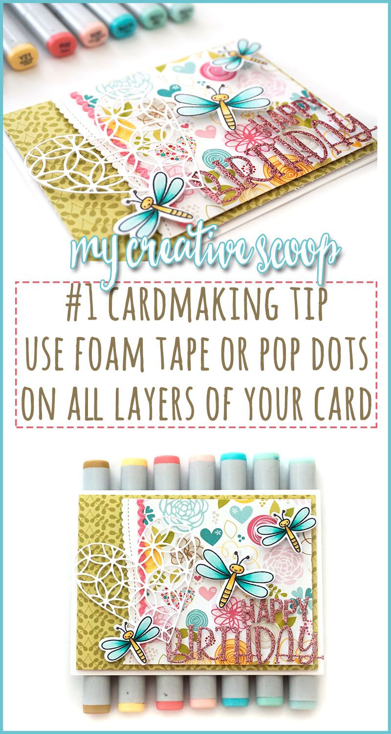 tip when card making simon says stamp coloring pinterest