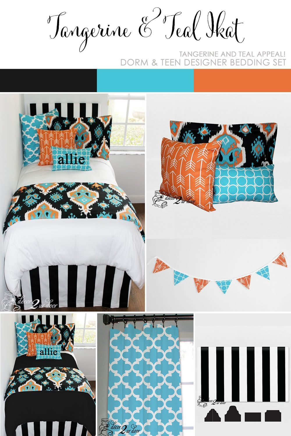 Design Your Own Dorm Room: Decorate A Dorm Room. Dorm Room Bedding And Décor. Dorm
