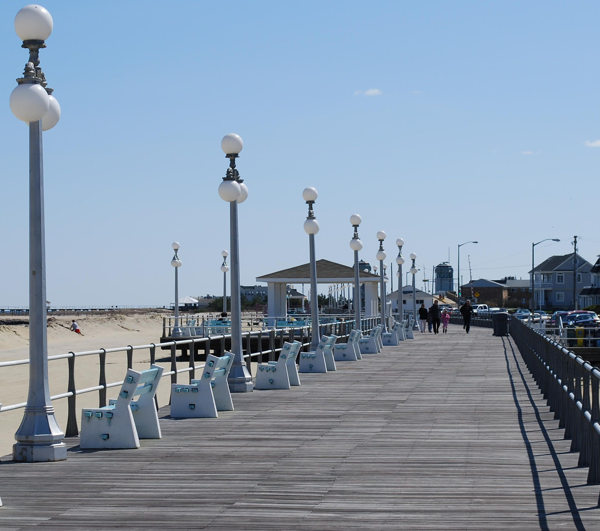 The Jersey S Boardwalk But Without Cast Of Show Ok Maybe With Pauly