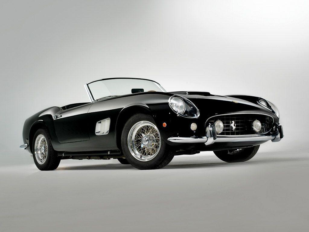 1960 Ferrari 250 California Swb Spyder Maintenance Restoration Of