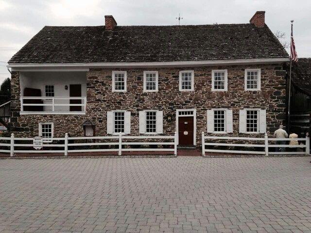 Dobbin House Gettysburg Ghosts Gettysburg Battlefield Gettysburg
