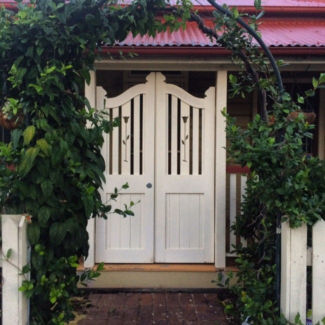 Verandah gates exterior pinterest verandas gate and for Front door queenslander