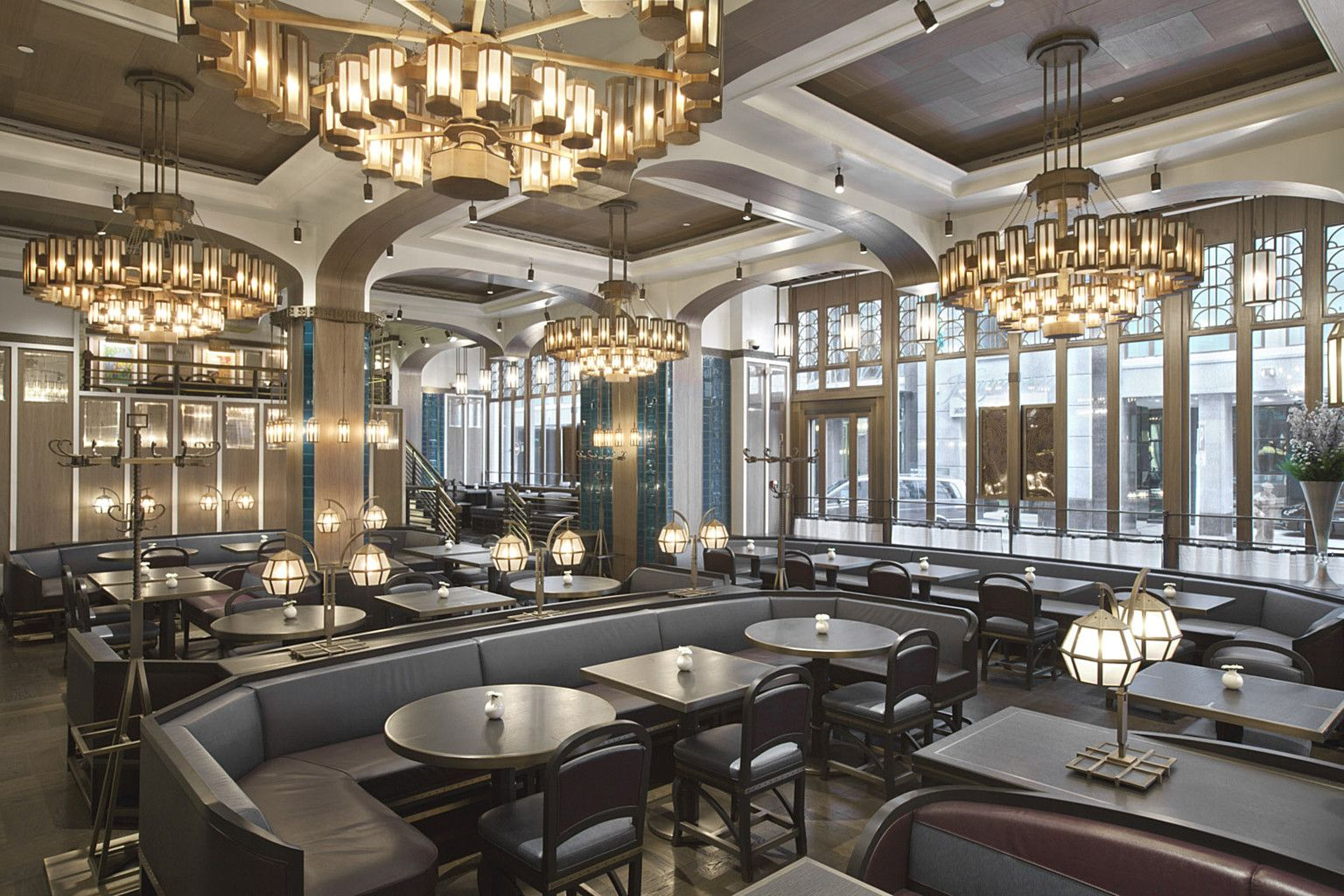 1000+ images about new classic moderate chic hotel restaurant ...