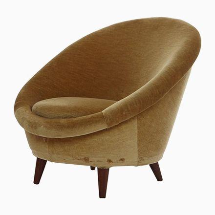 Hochwertig Norwegischer Egg Chair, 1950er Jetzt Bestellen Unter: ...