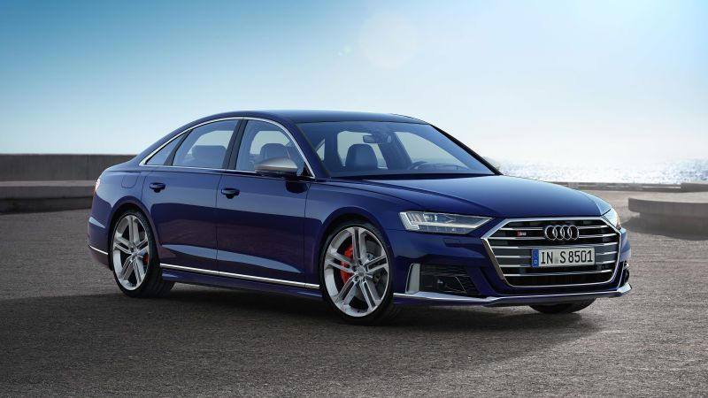 The 2020 Audi S8 Is Here With A 563 Hp V8 And Hybrid Technology Jalopnik Audi A8 Bmw Audi