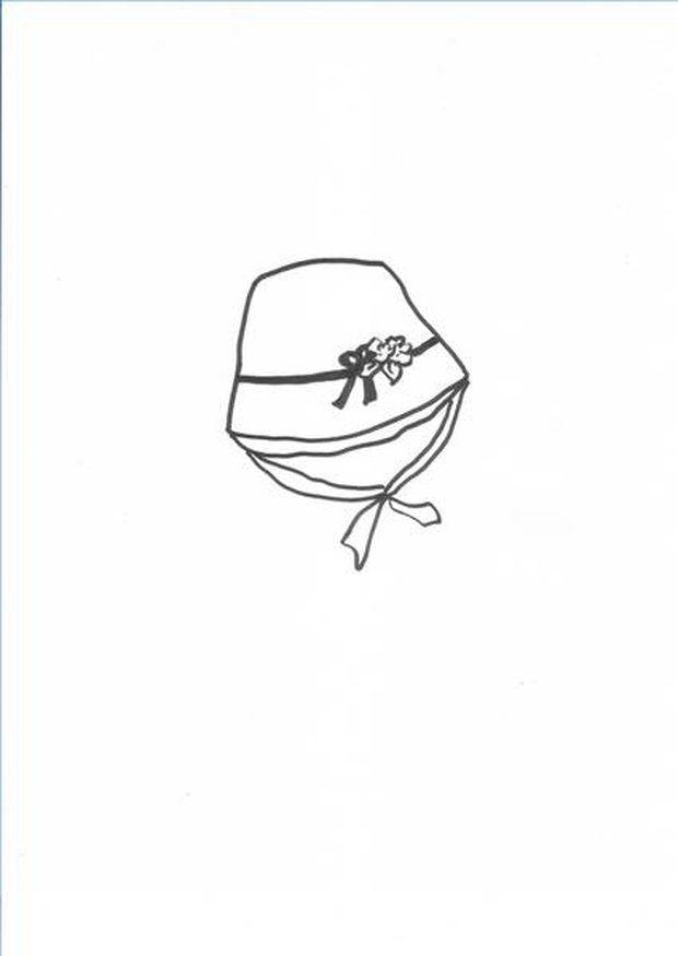 Como fazer um chapéu de boneca