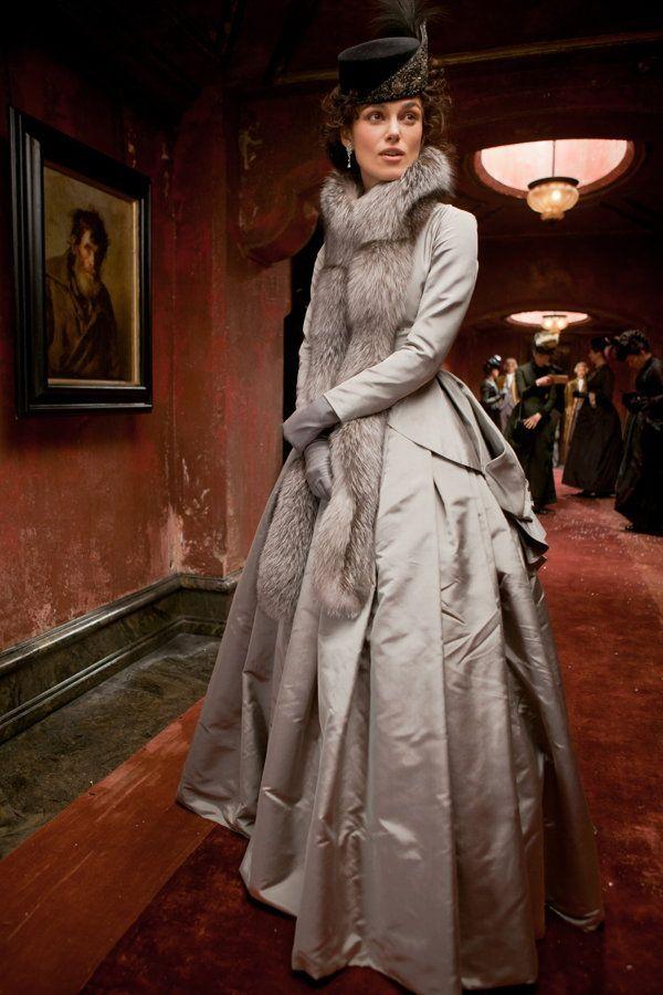 ✈ Oscar-Nominated Costumes from 'Anna Karenina' ✈