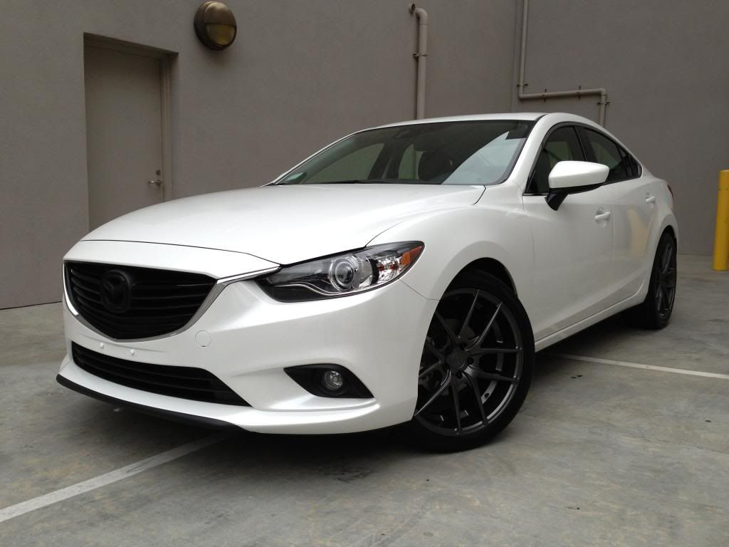 Beautiful 2014 Mazda 6 Project   Mazda 6 Forums : Mazda 6 Forum / Mazda Atenza Forum