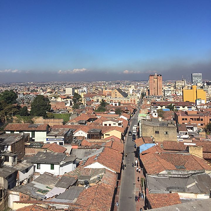 Living in Bogota, Colombia. Tips and observations.