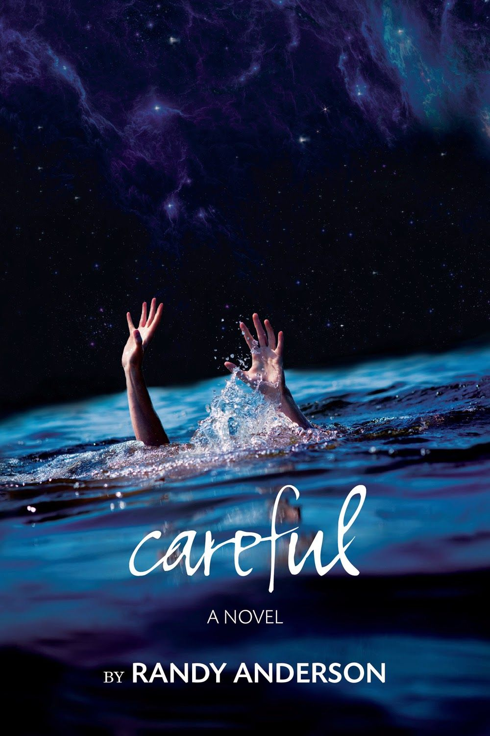 Angels With Attitude Book Reviews: Super Book Blast for Careful with Author Randy Anderson