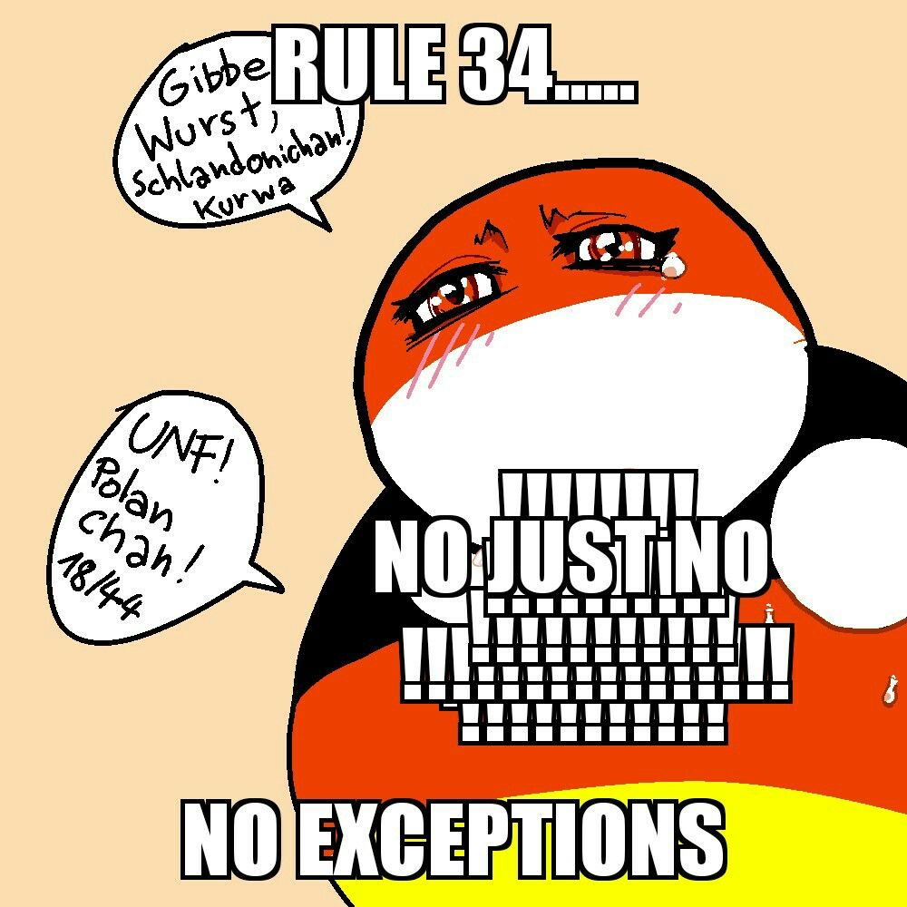 rule 34 no exceptions just why do you ppl make this countryballs