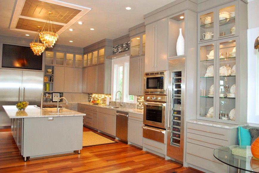 101 Custom Kitchen Design Ideas Pictures Kitchen Cabinet