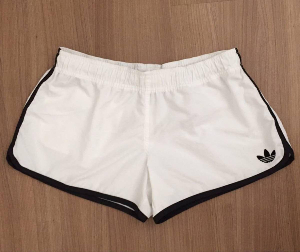 0bbc20c19 short adidas branco - short adidas