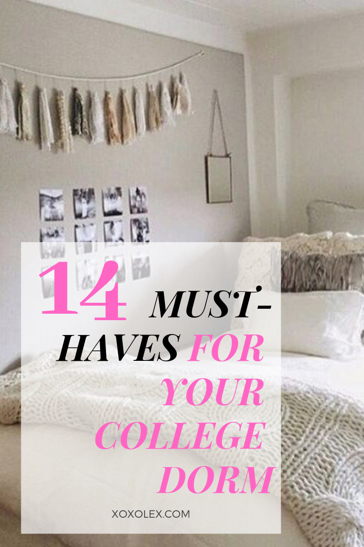 14 Extremely Smart Necessities Every Girl Needs For Her College Dorm images
