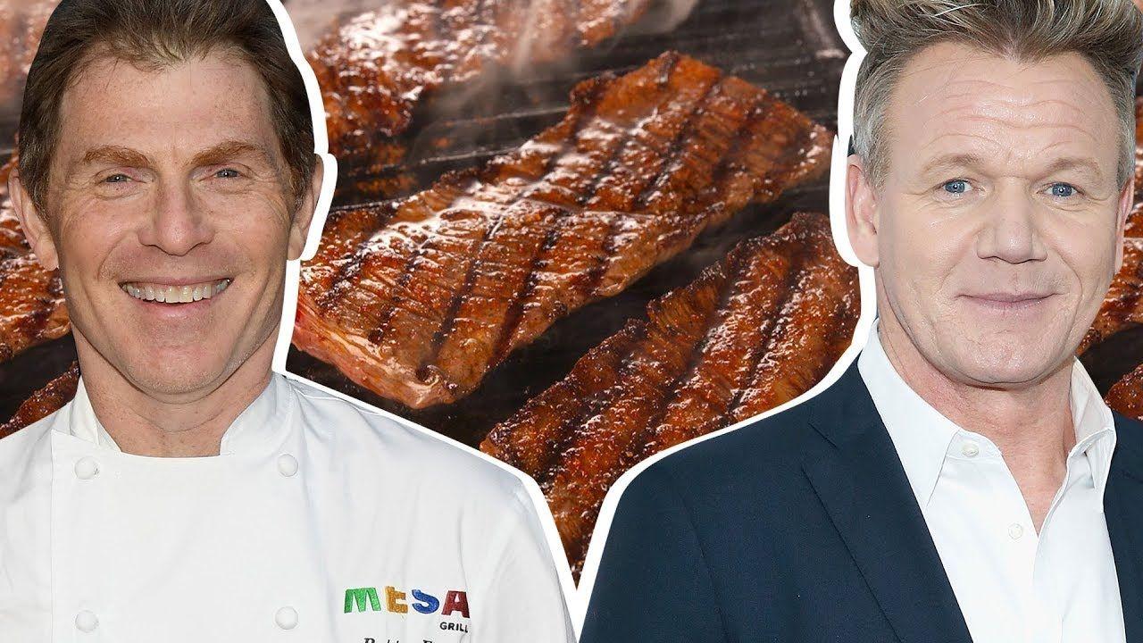 Celebrity Snackdown Gordon Ramsay Vs. Bobby Flay Whose